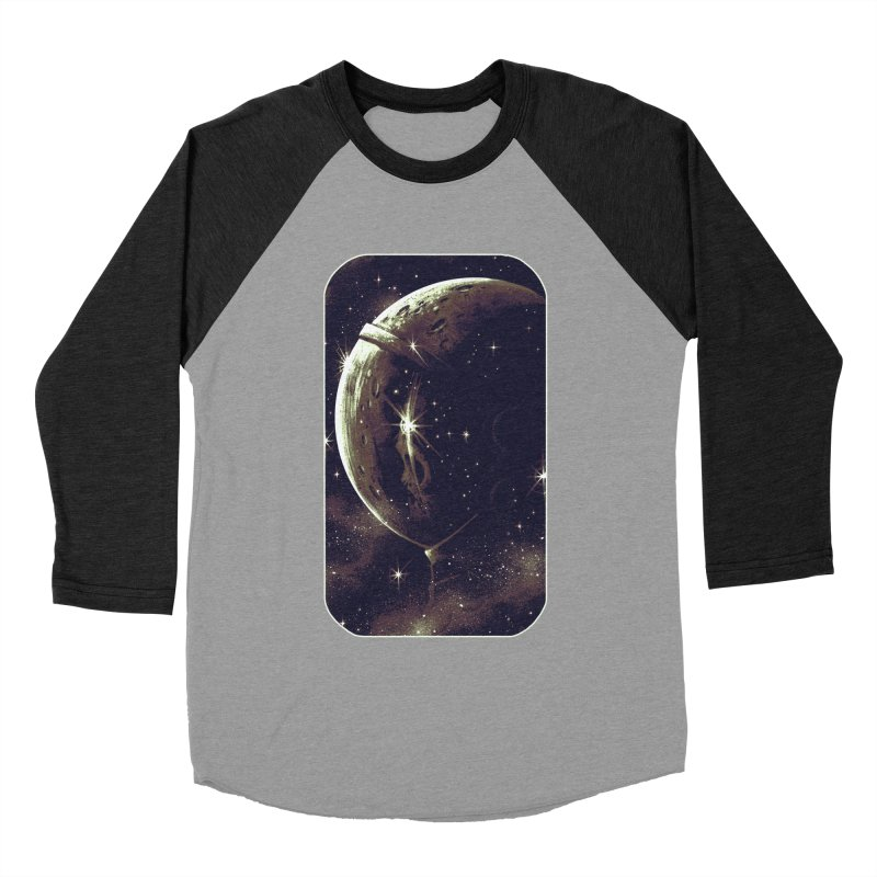 Lost in space Women's Baseball Triblend T-Shirt by ES427's Artist Shop