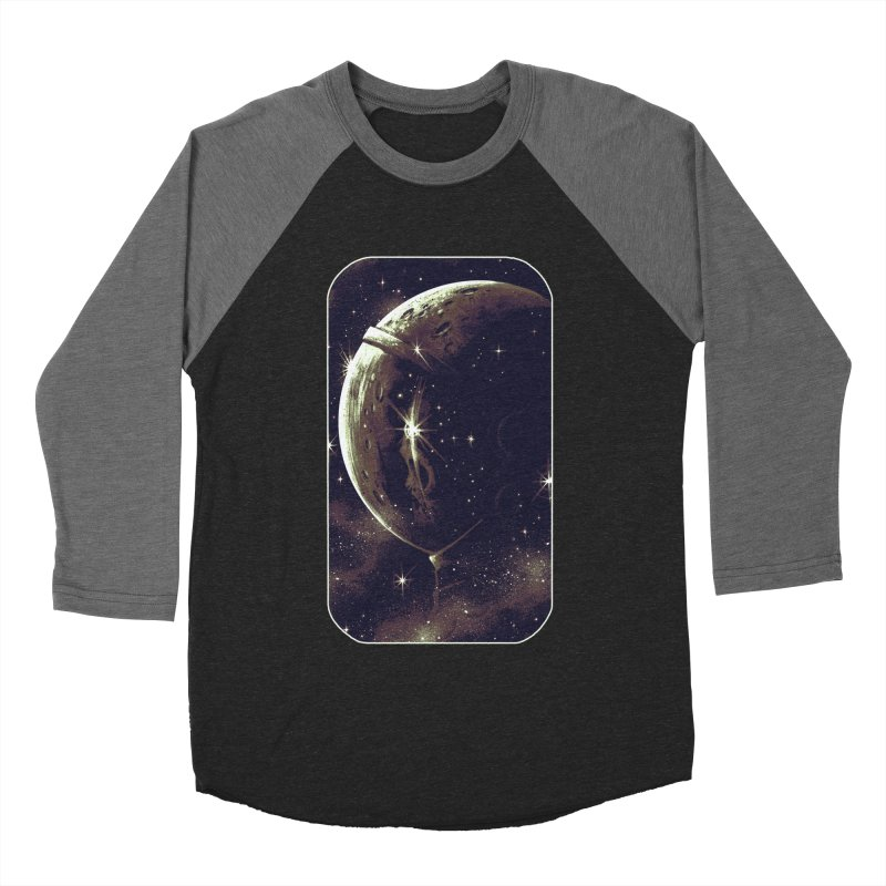 Lost in space Men's Baseball Triblend T-Shirt by ES427's Artist Shop