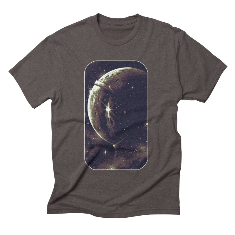 Lost in space Men's Triblend T-shirt by ES427's Artist Shop