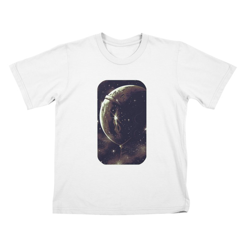 Lost in space Kids T-shirt by ES427's Artist Shop