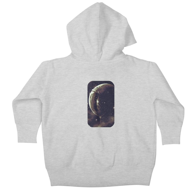 Lost in space Kids Baby Zip-Up Hoody by ES427's Artist Shop