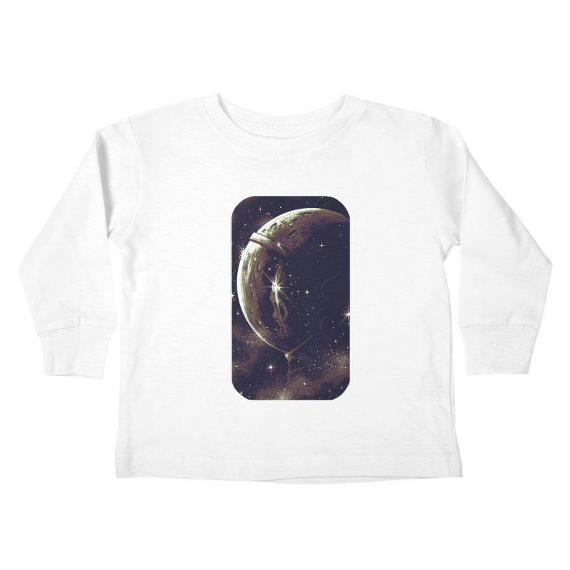Lost in space Kids Toddler Longsleeve T-Shirt by ES427's Artist Shop