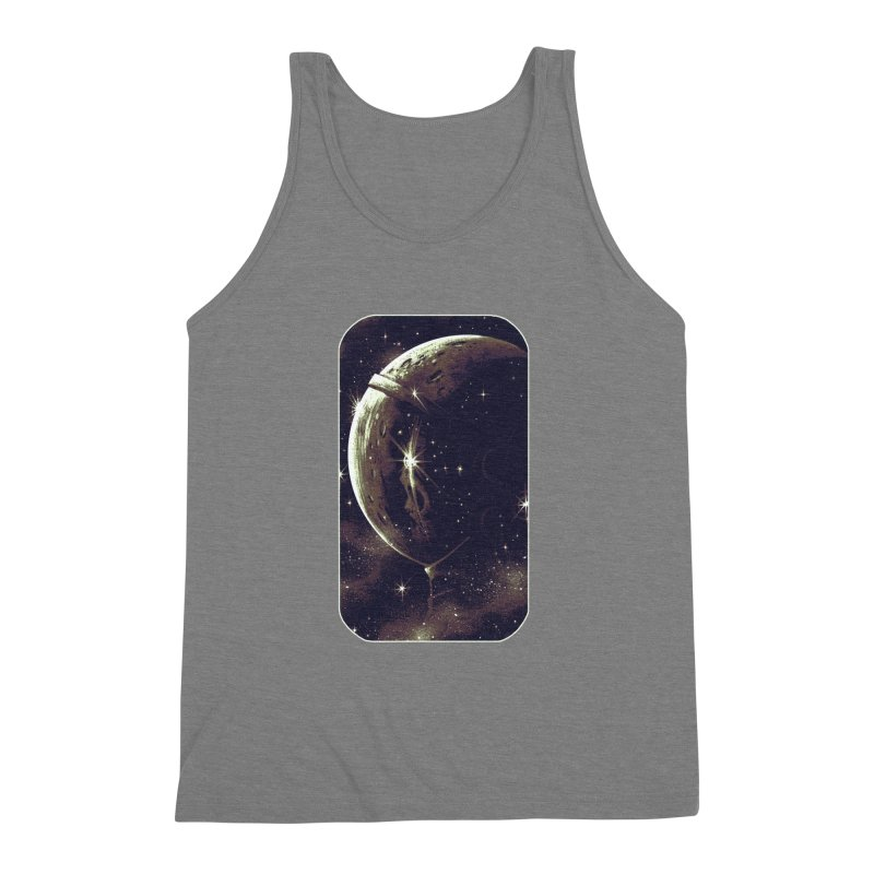 Lost in space Men's Triblend Tank by ES427's Artist Shop