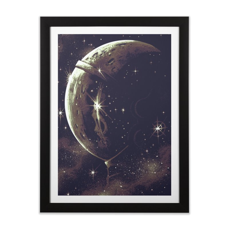 Lost in space Home Framed Fine Art Print by ES427's Artist Shop