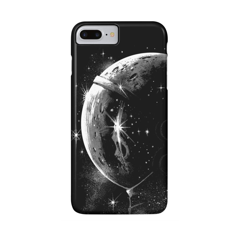 Lost in space B/W  Accessories Phone Case by ES427's Artist Shop