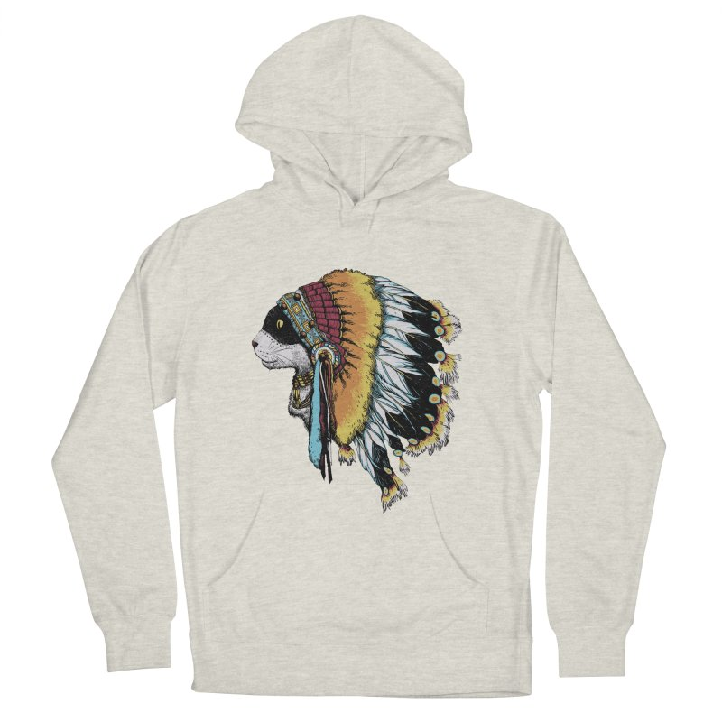 CHIEFCAT Women's Pullover Hoody by ES427's Artist Shop