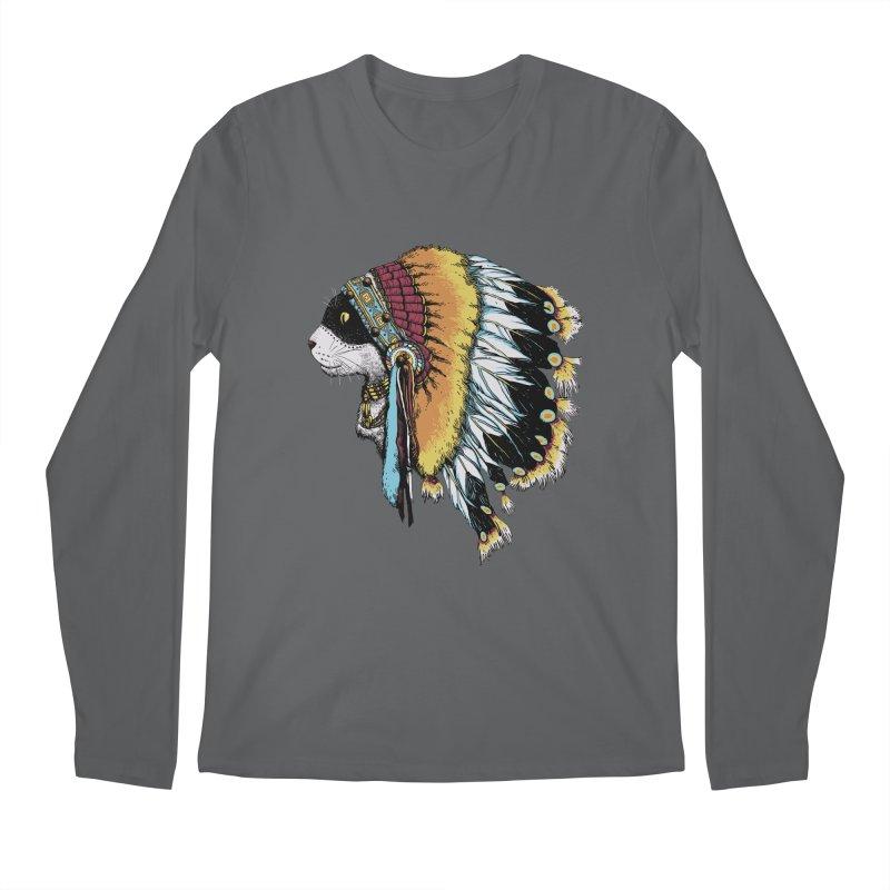 CHIEFCAT Men's Longsleeve T-Shirt by ES427's Artist Shop