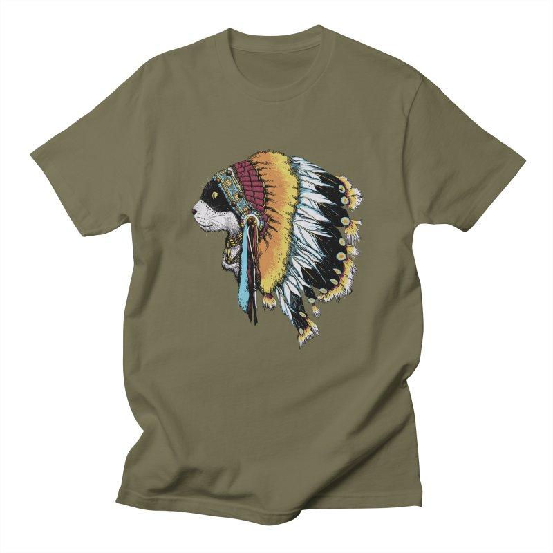 CHIEFCAT Women's Unisex T-Shirt by ES427's Artist Shop