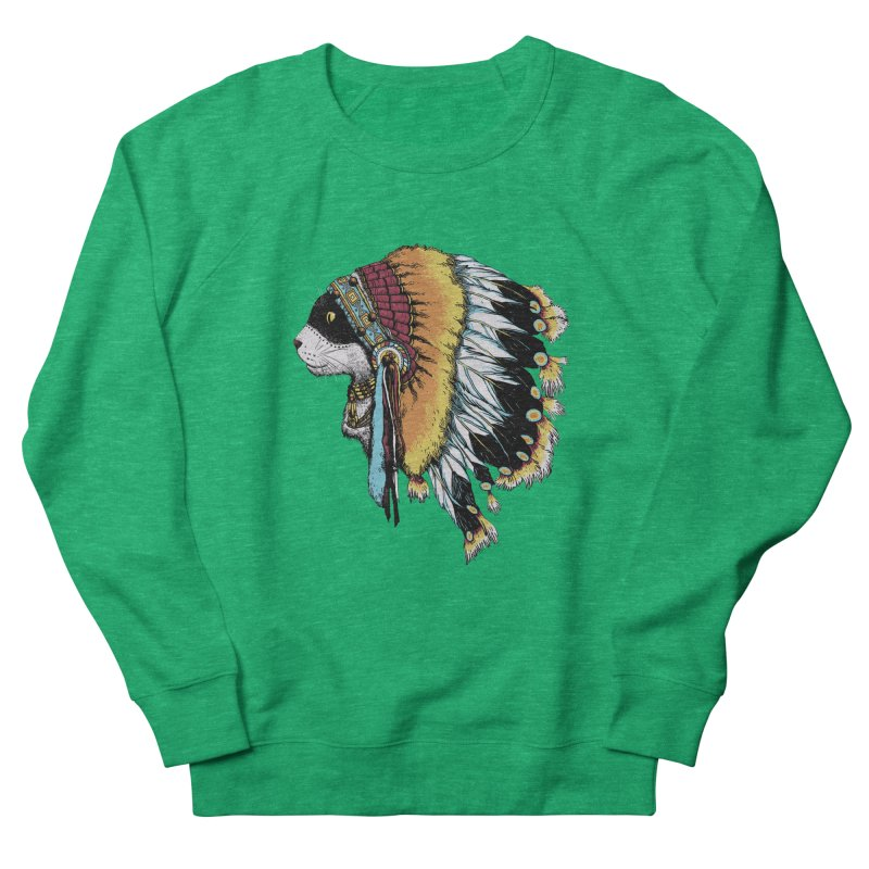 CHIEFCAT Men's Sweatshirt by ES427's Artist Shop
