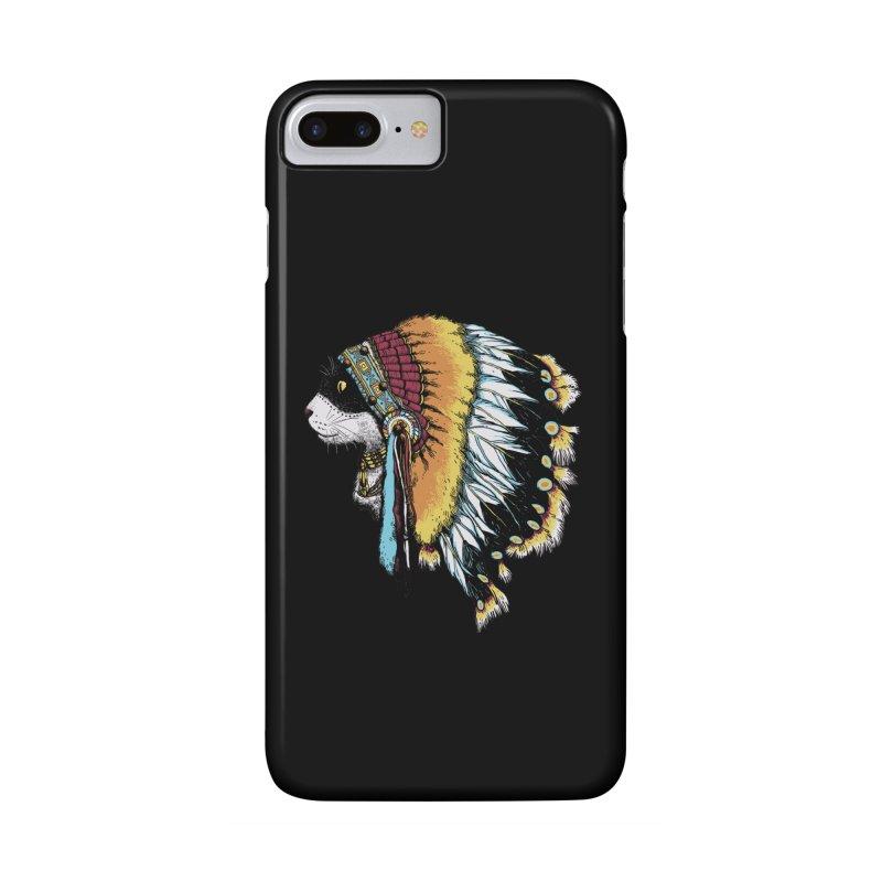 CHIEFCAT Accessories Phone Case by ES427's Artist Shop