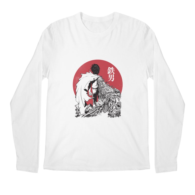 TETSUO Men's Longsleeve T-Shirt by ES427's Artist Shop