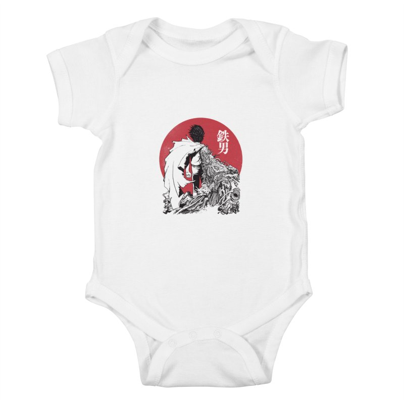TETSUO Kids Baby Bodysuit by ES427's Artist Shop