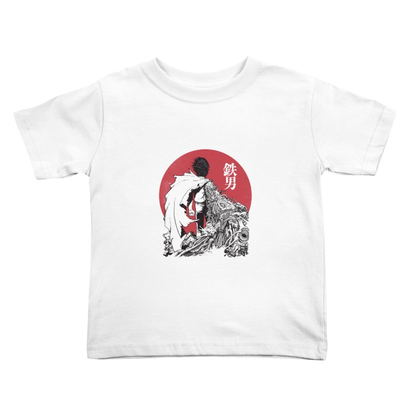 TETSUO Kids Toddler T-Shirt by ES427's Artist Shop