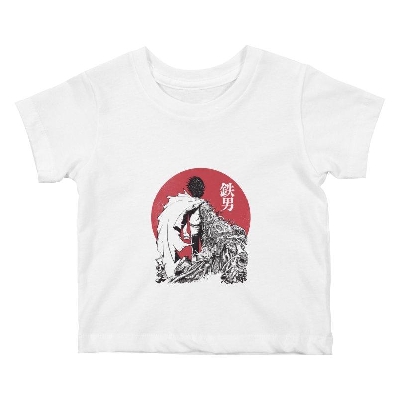 TETSUO Kids Baby T-Shirt by ES427's Artist Shop
