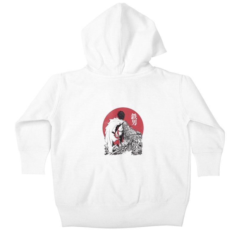TETSUO Kids Baby Zip-Up Hoody by ES427's Artist Shop