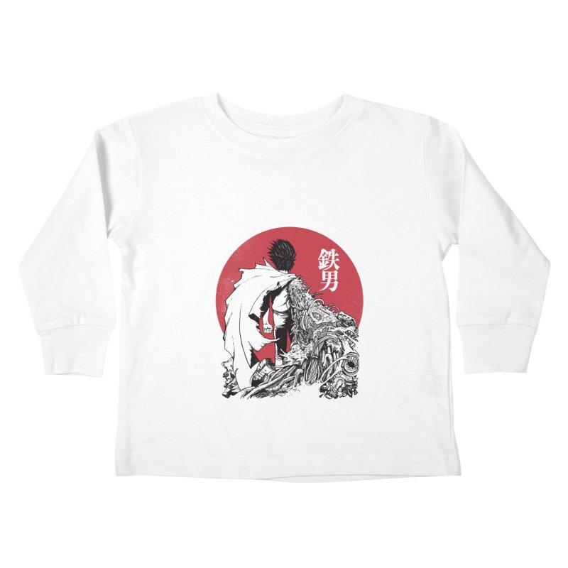 TETSUO Kids Toddler Longsleeve T-Shirt by ES427's Artist Shop