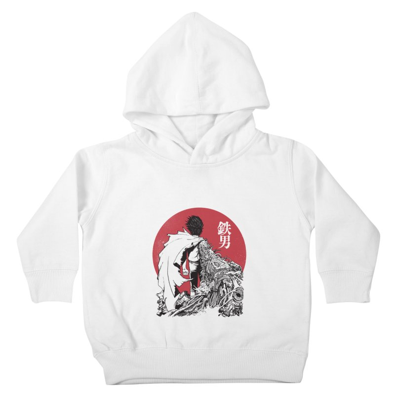 TETSUO Kids Toddler Pullover Hoody by ES427's Artist Shop