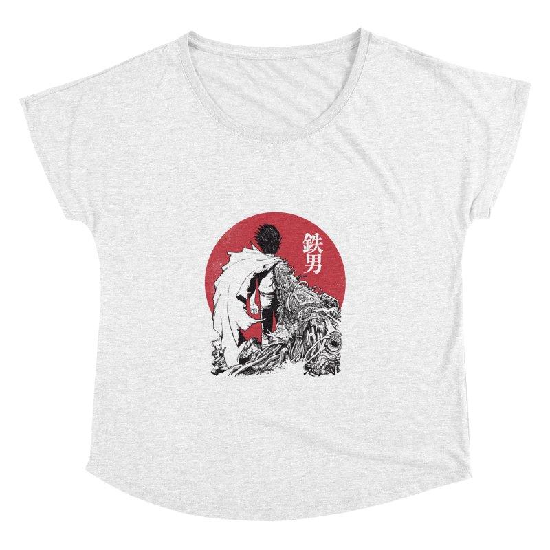 TETSUO Women's Dolman by ES427's Artist Shop