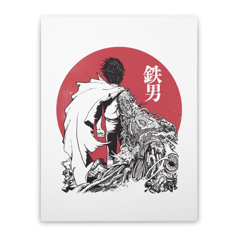 TETSUO Home Stretched Canvas by ES427's Artist Shop