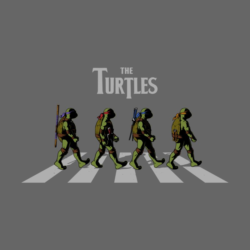 The Turtles None  by ES427's Artist Shop
