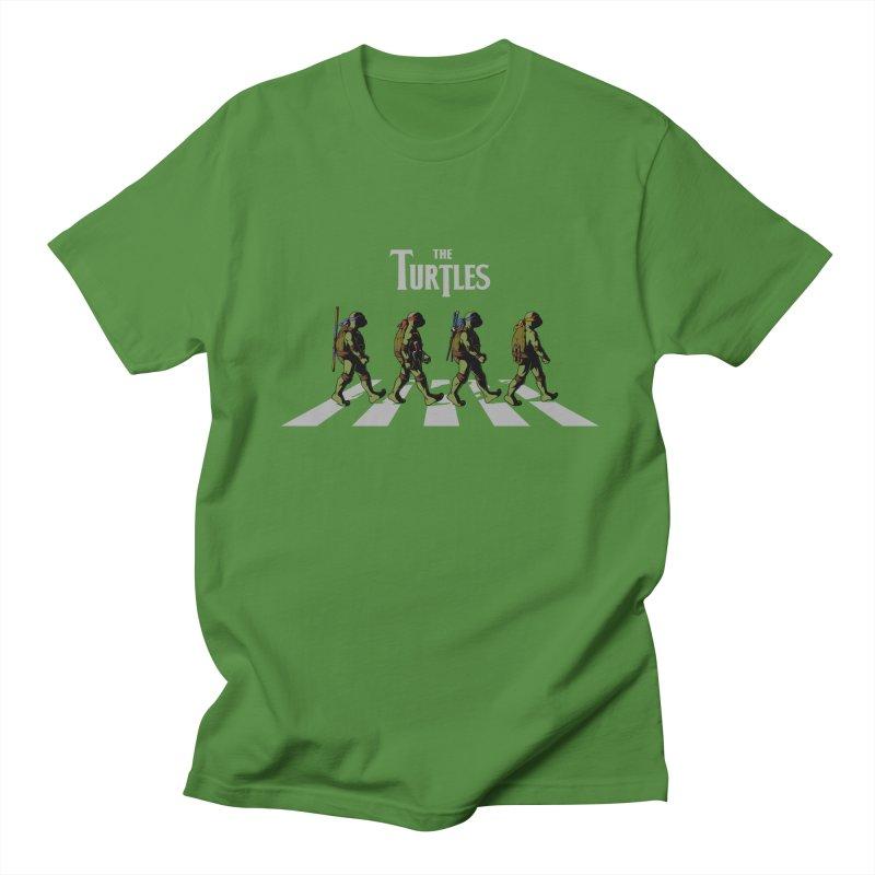 The Turtles Women's Unisex T-Shirt by ES427's Artist Shop