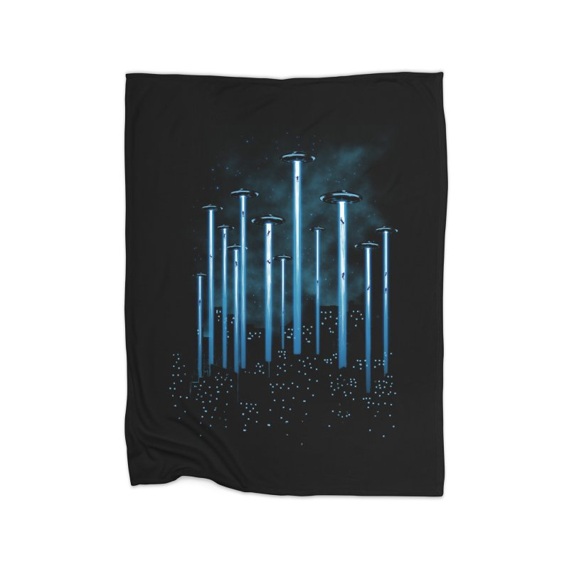 KIDNAP Home Blanket by ES427's Artist Shop