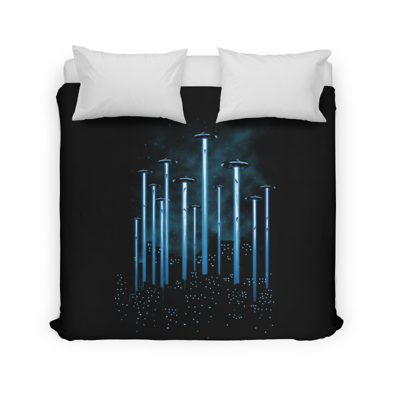 KIDNAP Home Duvet by ES427's Artist Shop