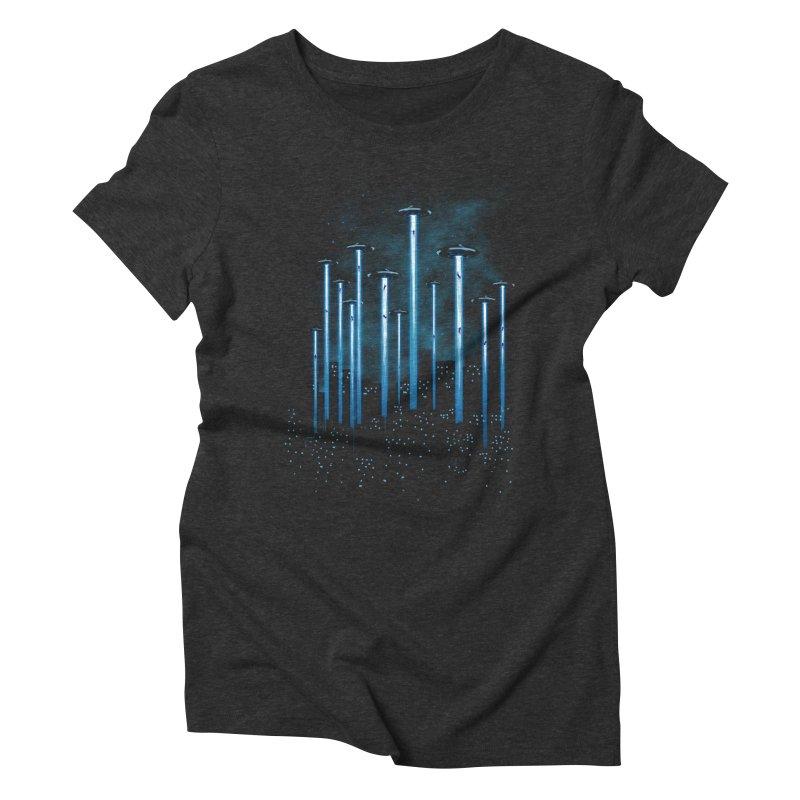 KIDNAP Women's Triblend T-shirt by ES427's Artist Shop