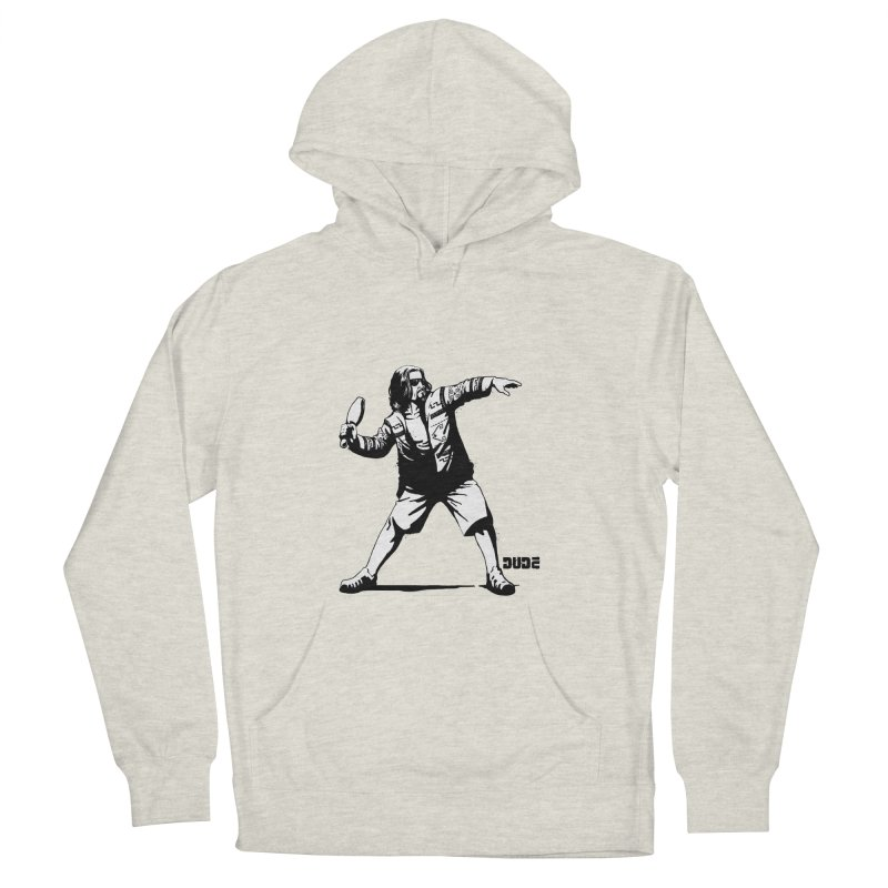 THE DUDE Men's Pullover Hoody by ES427's Artist Shop