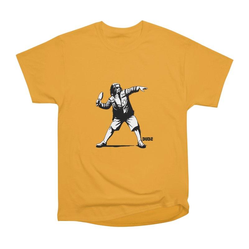 THE DUDE Men's Classic T-Shirt by ES427's Artist Shop