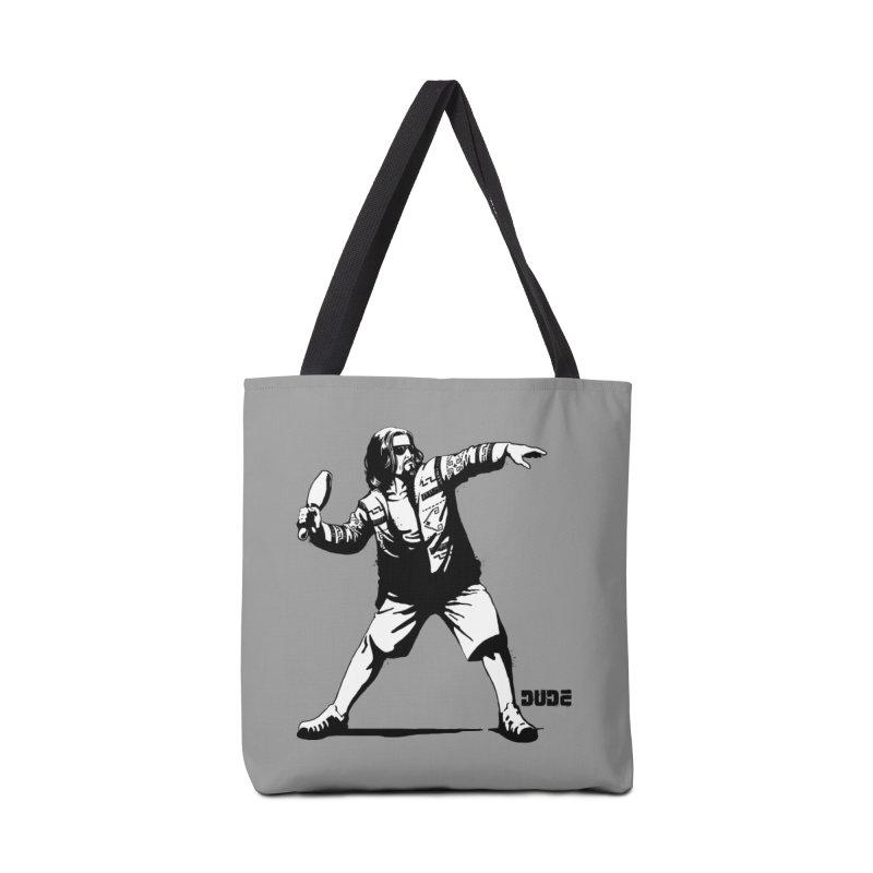 THE DUDE Accessories Bag by ES427's Artist Shop