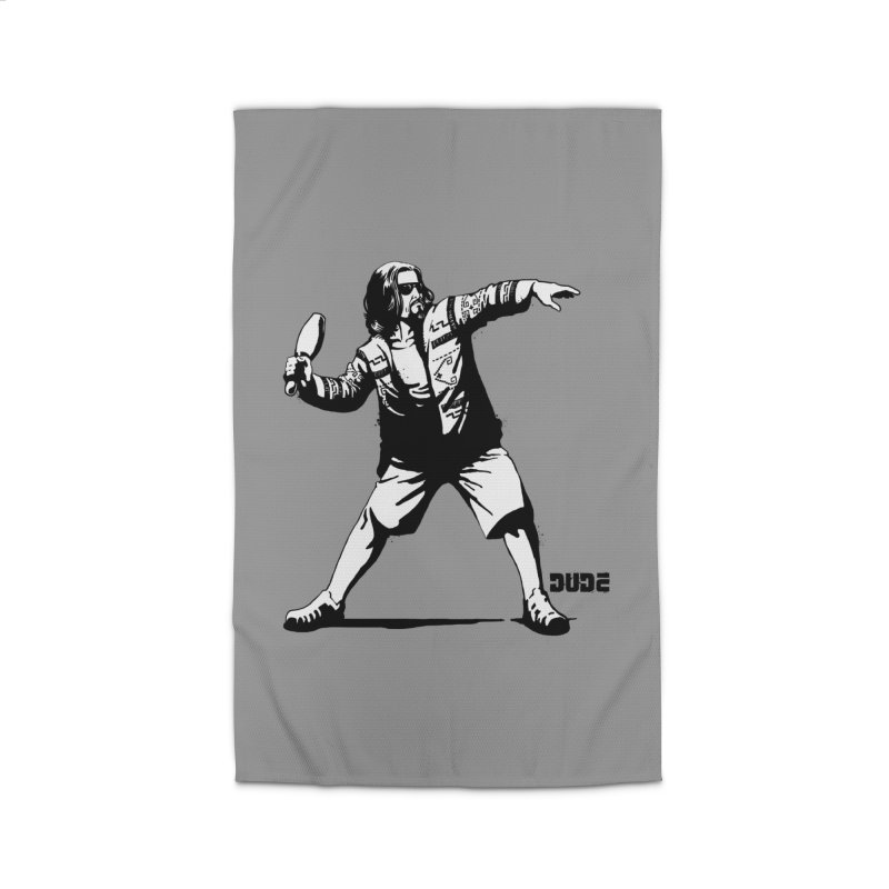 THE DUDE Home Rug by ES427's Artist Shop