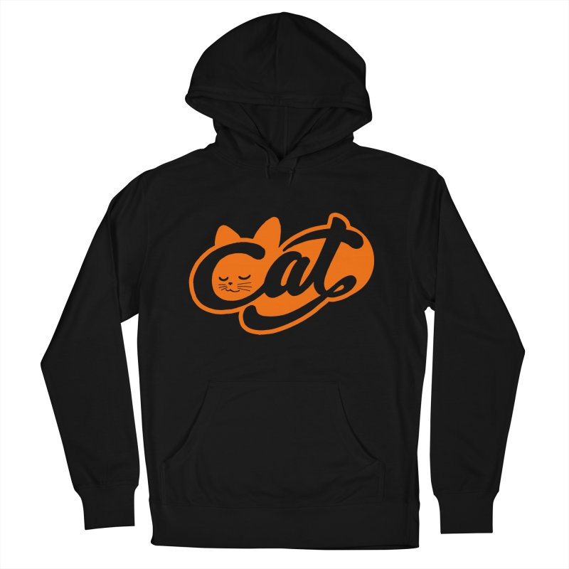 Sleeping Cat too Men's Pullover Hoody by ES427's Artist Shop