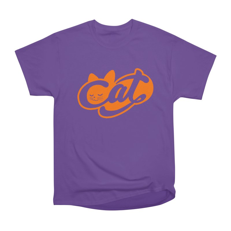 Sleeping Cat too Men's Classic T-Shirt by ES427's Artist Shop