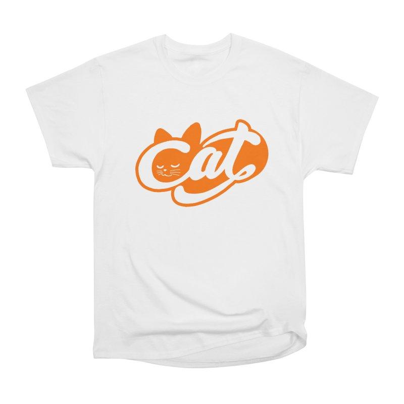 Sleeping Cat too Women's Classic Unisex T-Shirt by ES427's Artist Shop