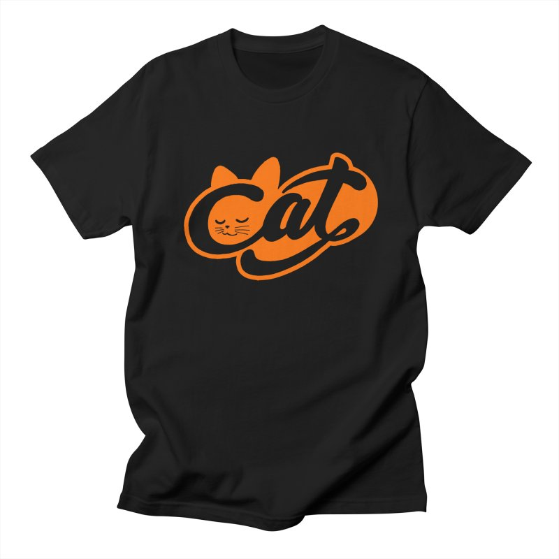 Sleeping Cat too Women's Unisex T-Shirt by ES427's Artist Shop