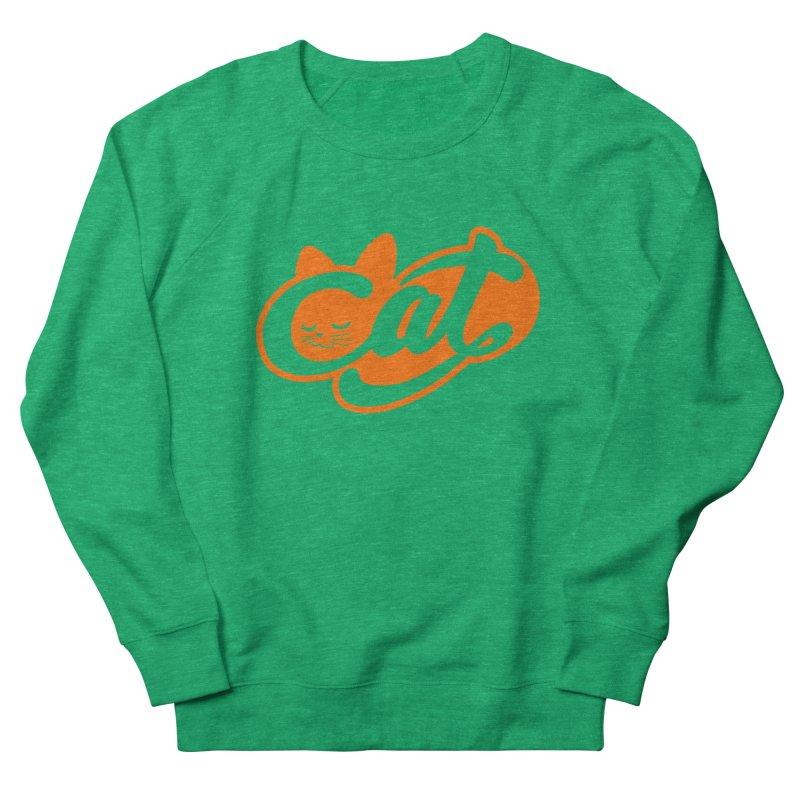 Sleeping Cat too Men's Sweatshirt by ES427's Artist Shop