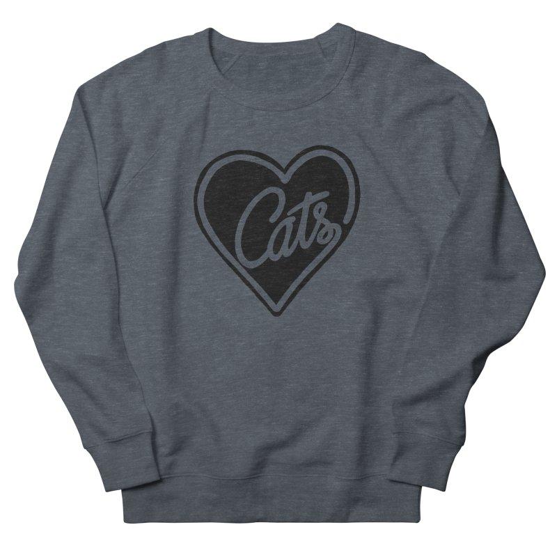 LOVECATS Men's Sweatshirt by ES427's Artist Shop