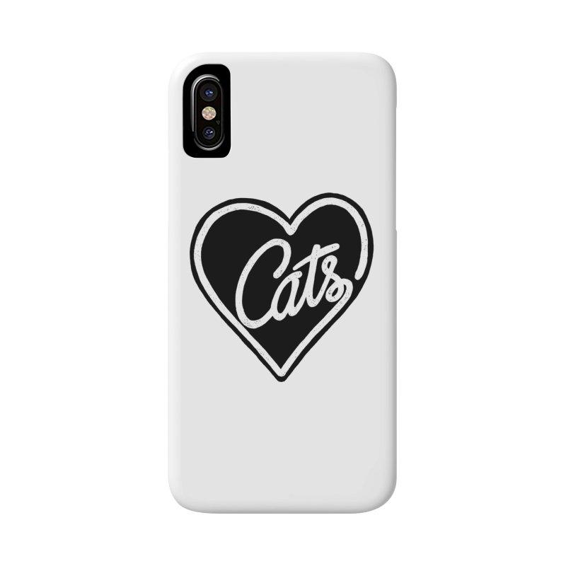 LOVECATS Accessories Phone Case by ES427's Artist Shop