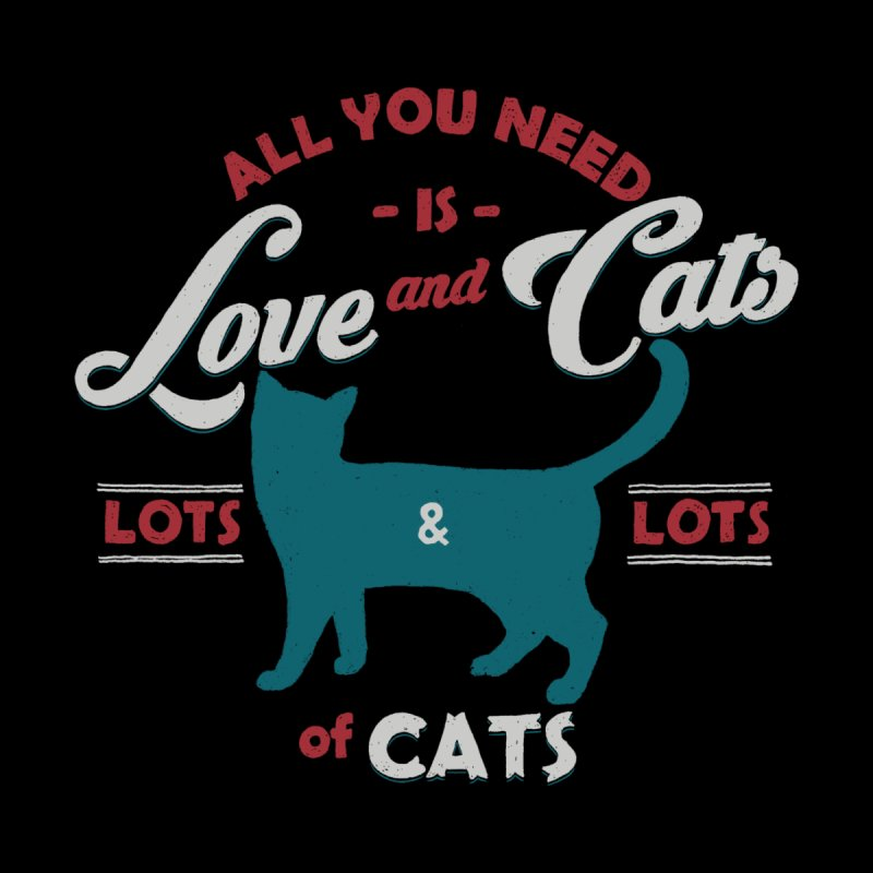 Love and Cats by ES427's Artist Shop