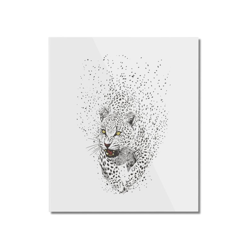 Spots Home Mounted Acrylic Print by ES427's Artist Shop