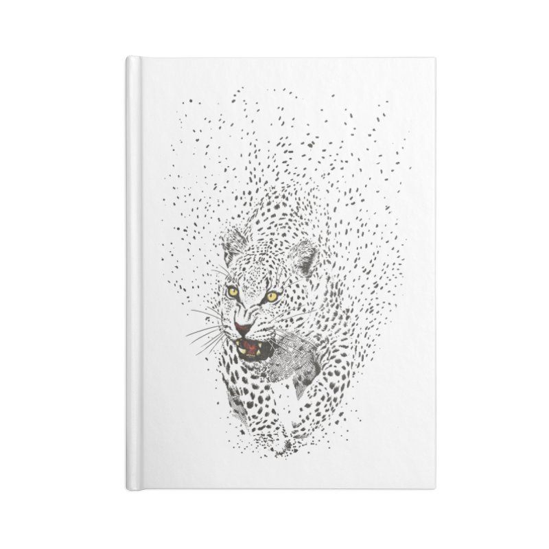 Spots Accessories Notebook by ES427's Artist Shop