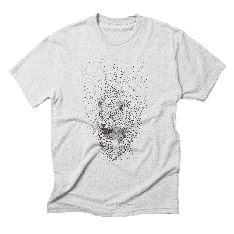 Spots Men's Triblend T-Shirt by ES427's Artist Shop