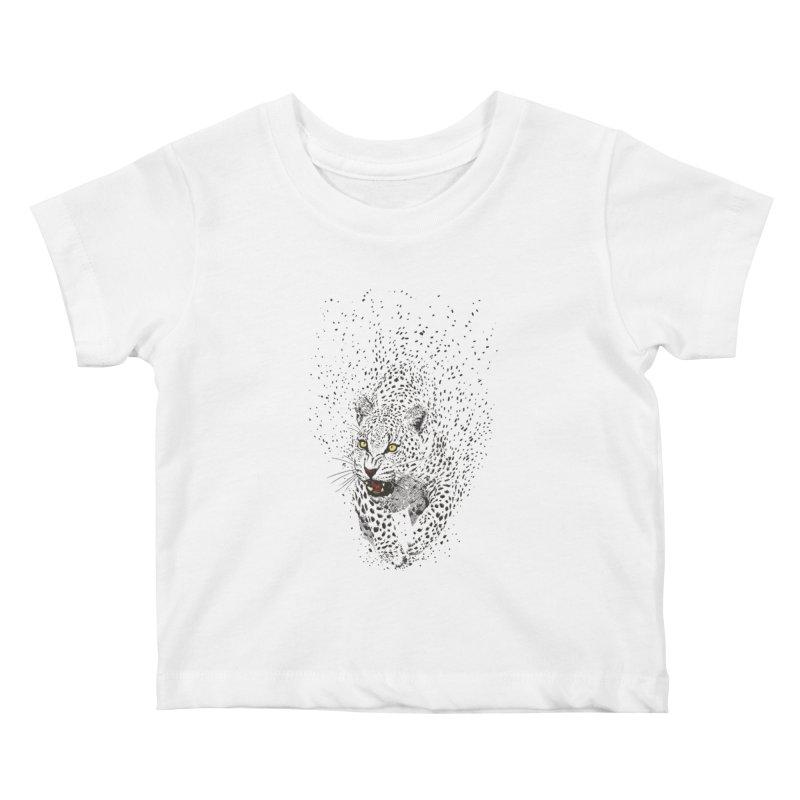 Spots Kids Baby T-Shirt by ES427's Artist Shop