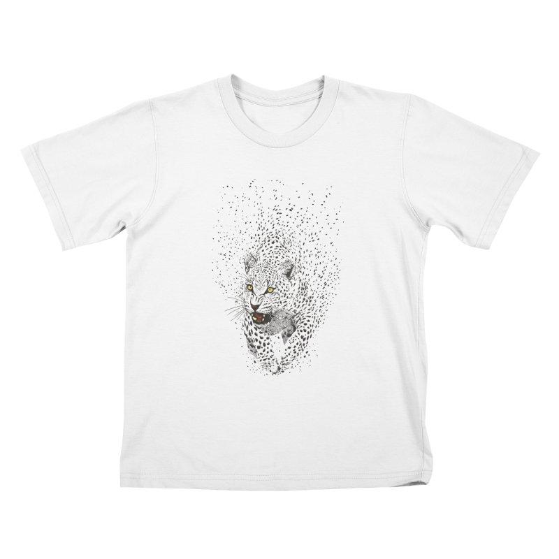Spots Kids T-shirt by ES427's Artist Shop