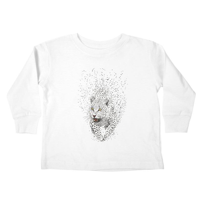 Spots Kids Toddler Longsleeve T-Shirt by ES427's Artist Shop
