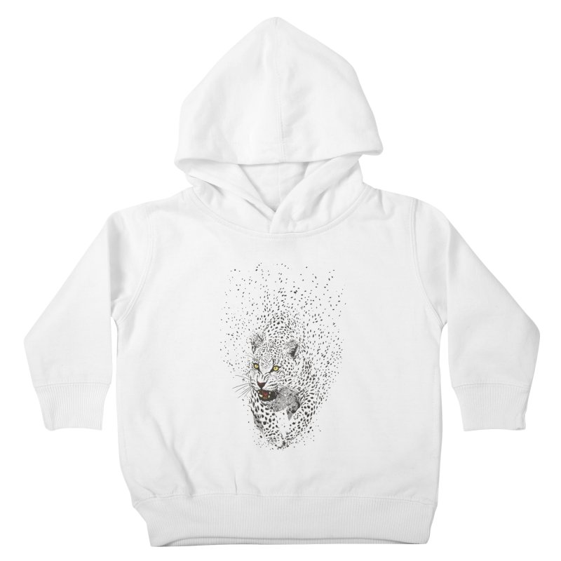 Spots Kids Toddler Pullover Hoody by ES427's Artist Shop