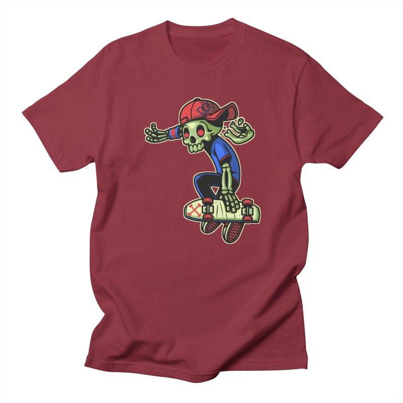 Boo! Women's Unisex T-Shirt by ES427's Artist Shop