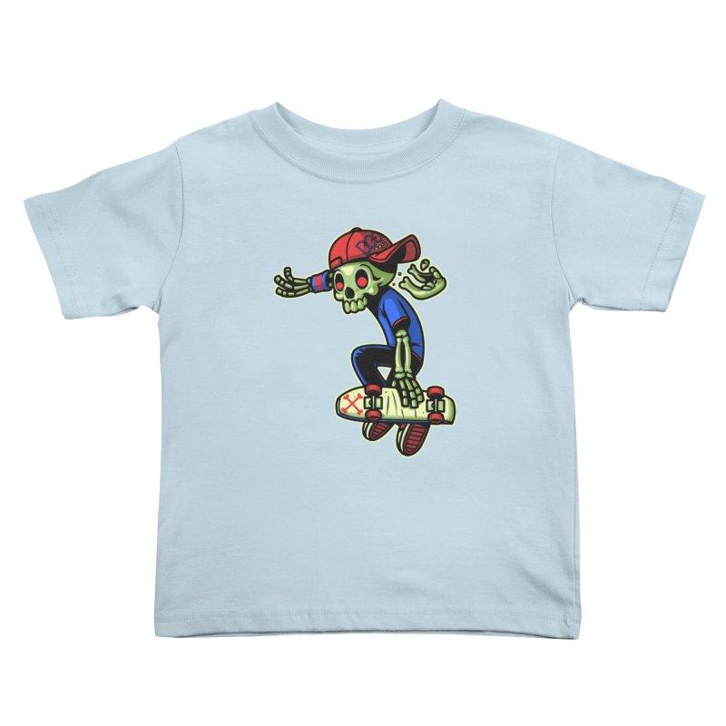 Boo! Kids Toddler T-Shirt by ES427's Artist Shop