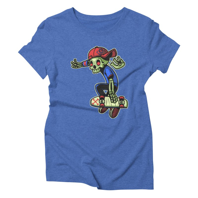 Boo! Women's Triblend T-shirt by ES427's Artist Shop